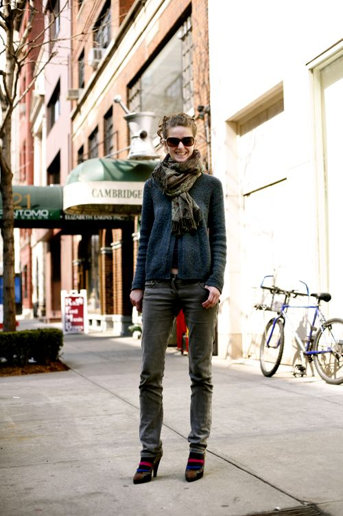 On the Street….Madison Ave., New York « The Sartorialist