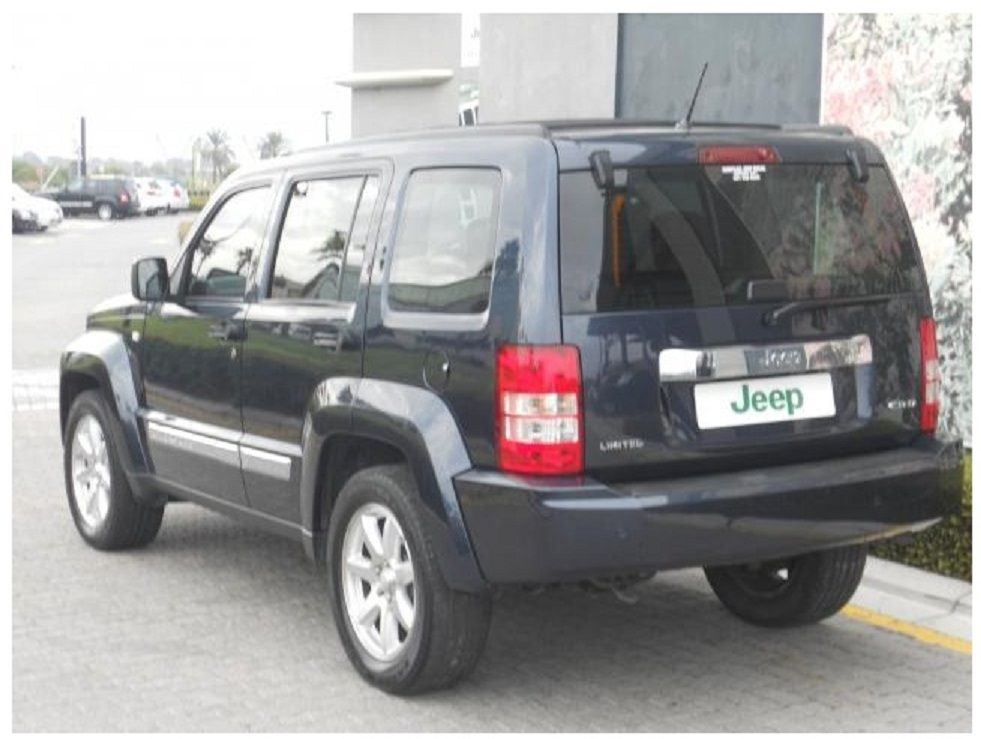 2009 Jeep Cherokee Crd Limited For Sale In South Africa 2009 Jeep
