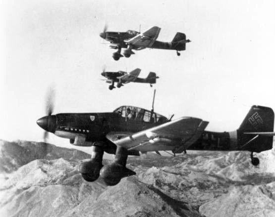 Diez mejores aviones de la segunda guerra mundial.