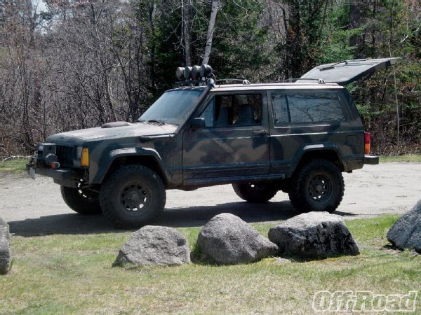 1996 Jeep Cherokee Xj Left Side View Photo 29152190 Jeep Cherokee Xj