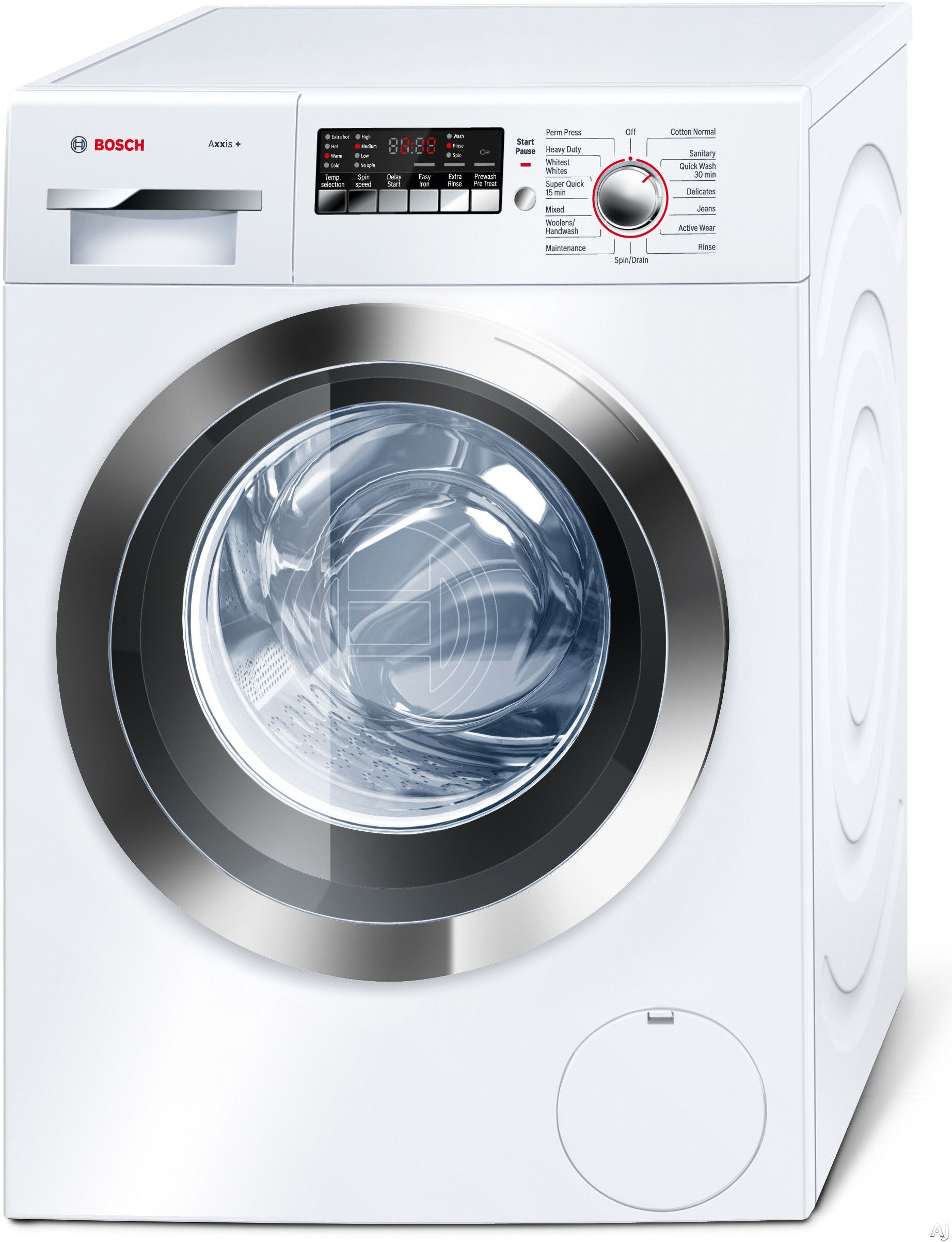 Bosch Axxis Plus Series WAP24202UC - Front-Load Washer: Remodelista