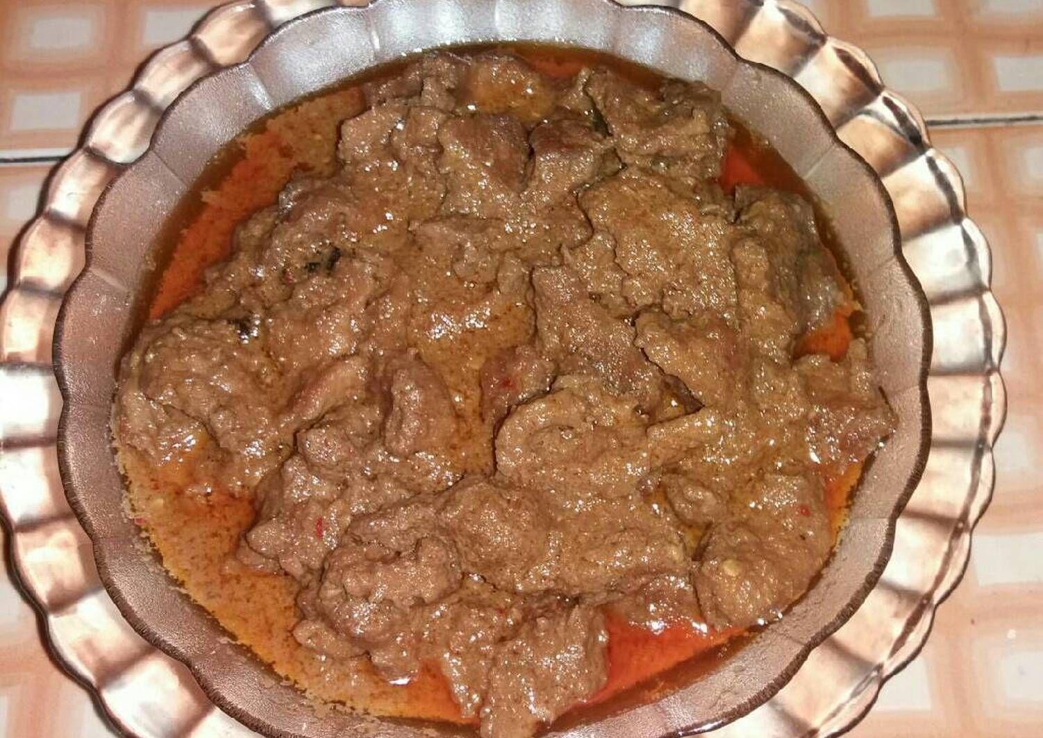 Resep Semur Santan Daging Kitaberbagi Oleh Ria Khairiyah Resep Makanan Daging Has Dalam Resep