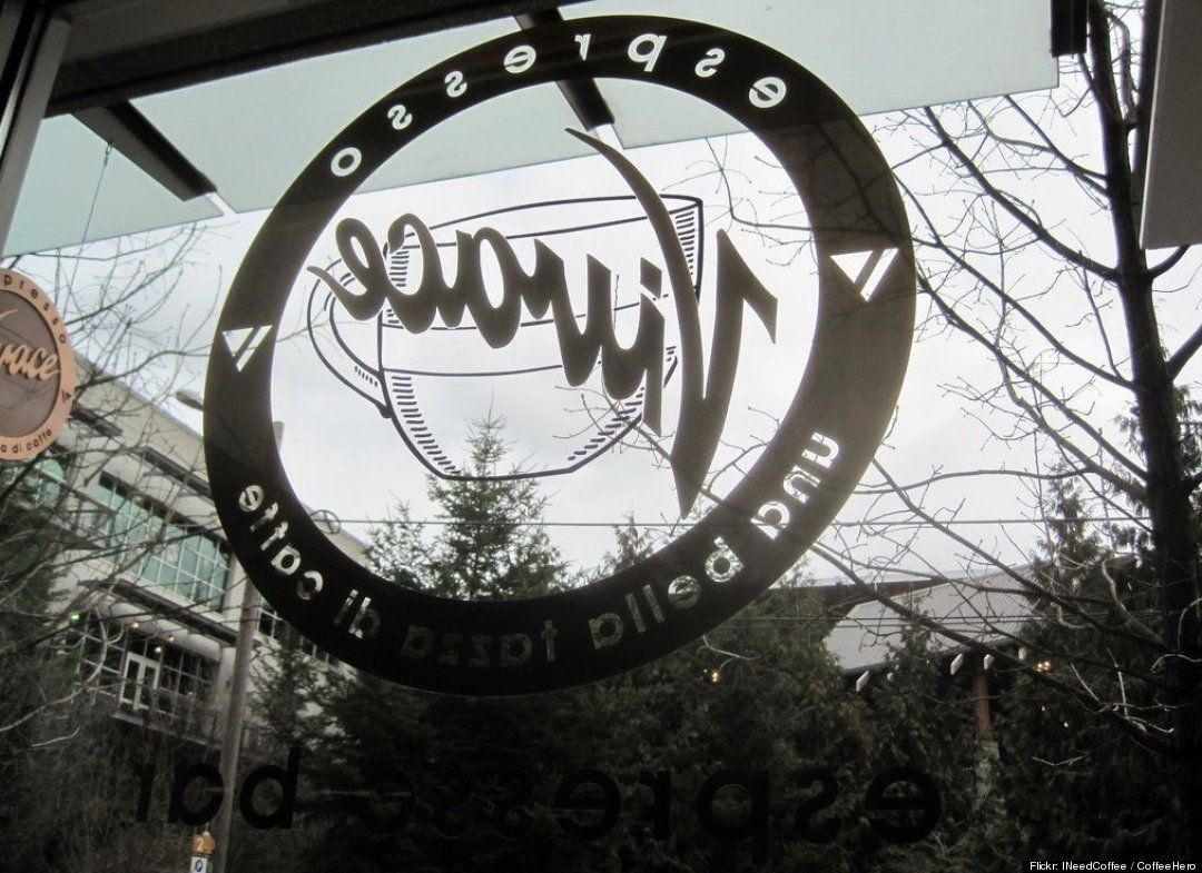 Espresso Vivace, Seattle. Coolest independent coffee shops across the u.s. via Huffington Post.