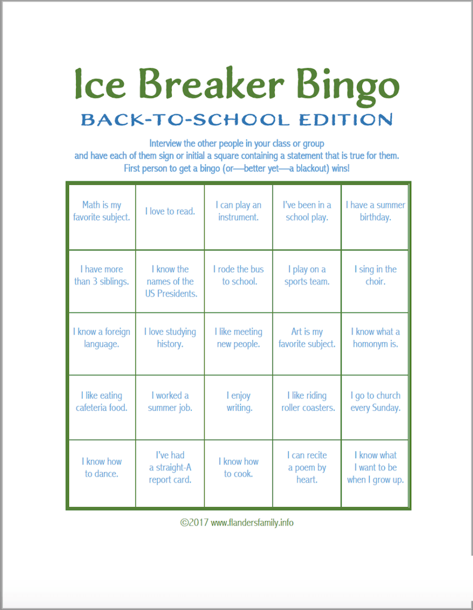 It S Been Twelve Years Since I Published The Life Experiences Bingo Sheet I Ve Used For Breaking The Ice At Ice Breaker Bingo Bingo Card Template Bingo Cards