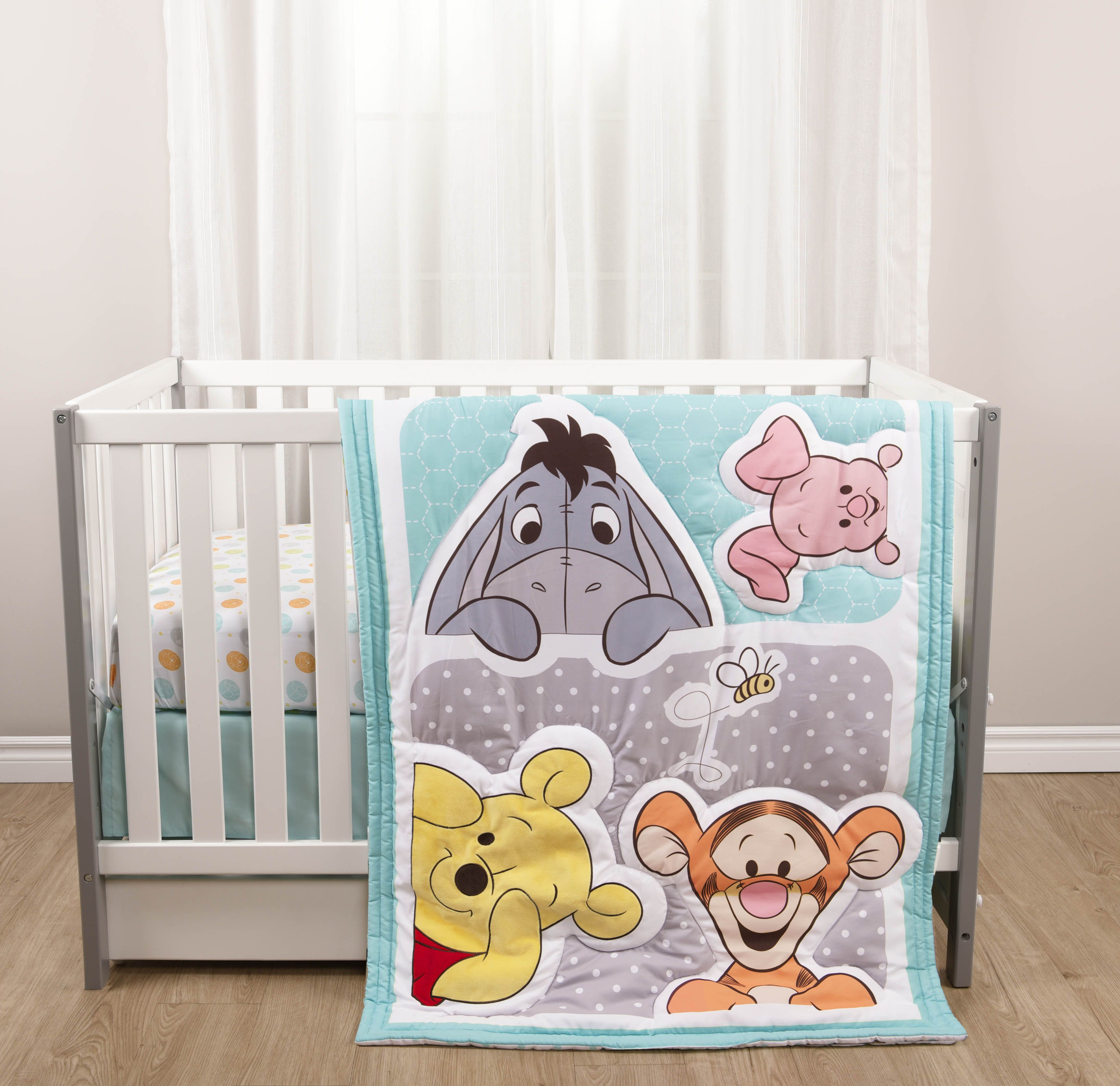 Peek a Pooh! Disney Baby bedding collection! Mix and match