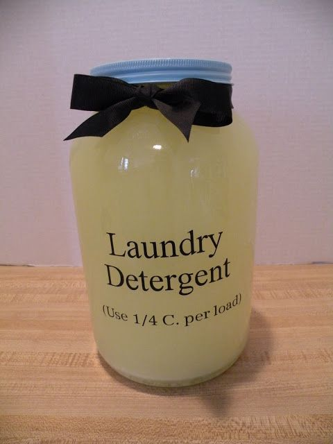 Heart Hands Home Homemade Laundry Detergent Laundry Detergent