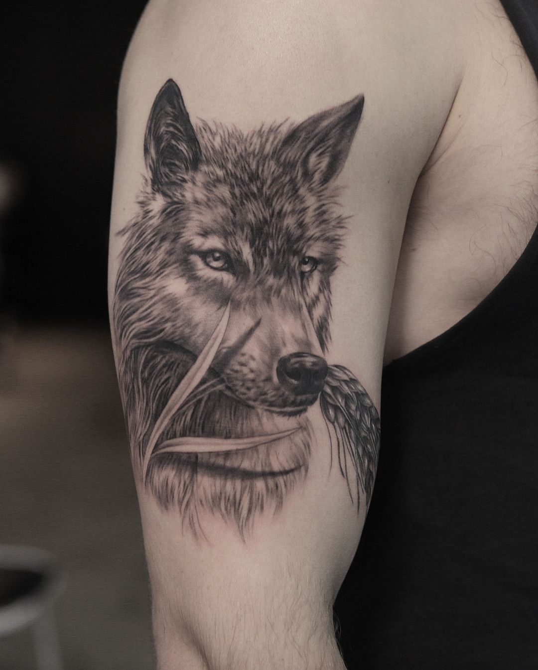 Cool Tattoo Ideas For Men And Women The Wild Tattoo Design Pictures 2019 Wolf Tattoos Wolf Sleeve Tattoos