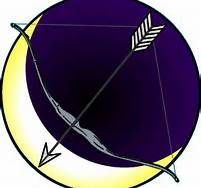 This is Artemis symbol | Goddess symbols