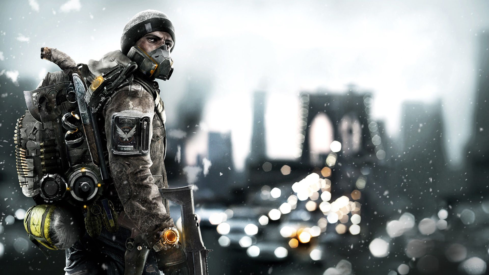 Download Tom Clancys The Division Wallpaper Division
