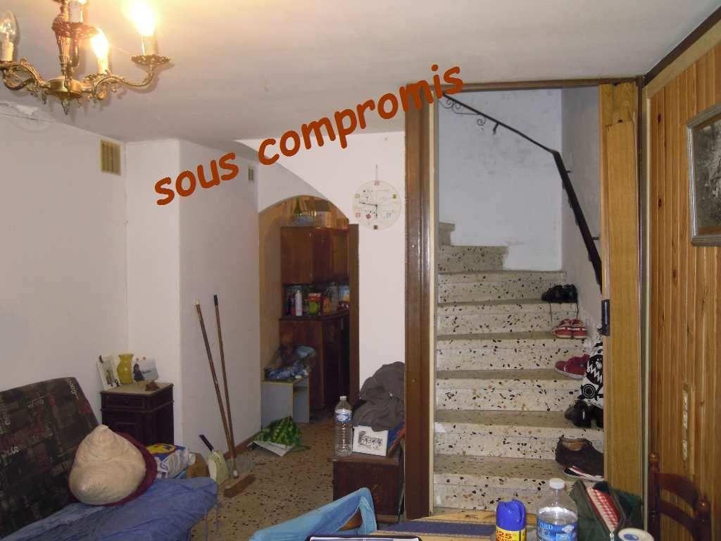 Sérignan Proche de tout commerce, Maison de village avec trois chambres , produit 1 er prix , a voir rapidement chez Cap sud Immo 04-67-32-97-01