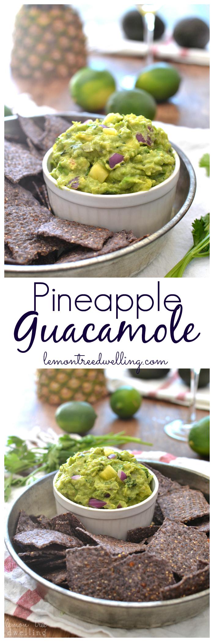 Piña Guacamole | Lemon Tree Vivienda