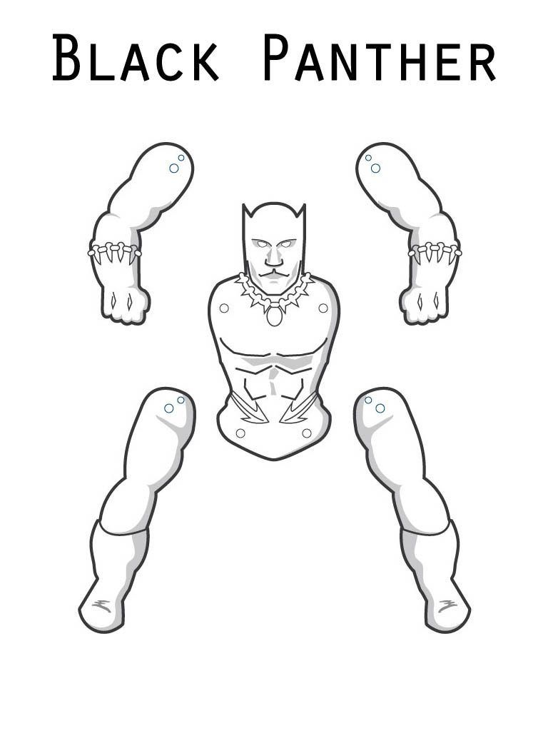 Black Panther Coloring Pages Best Coloring Pages For Kids Coloring Books Avengers Coloring Pages Black Panther Drawing