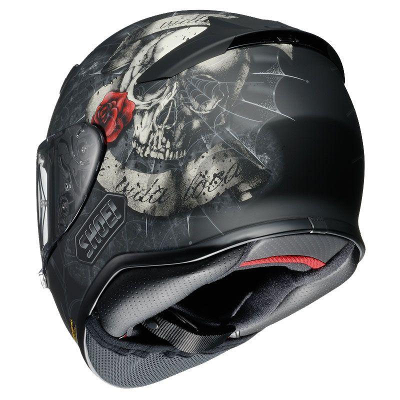 casque shoei nxr brigand helmets pinterest moto. Black Bedroom Furniture Sets. Home Design Ideas