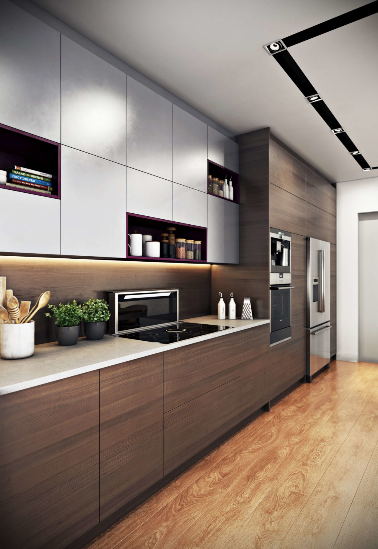 Home interior design kitchen for ultimate sophistication for New dizain home