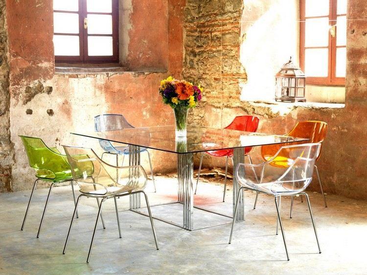 Top 25 ideas about Salle à manger contemporaine on Pinterest ...