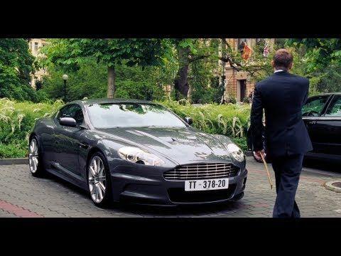 James Bond Aston Martin Dbs Commercial Skyfall Youtube