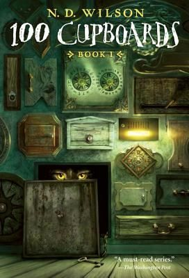 100 Cupboards: Book 1 A wonderful series full of magic, mystery and risks.