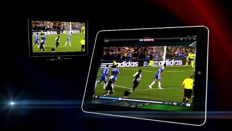Sky Sports For Ipad App Update Includes Second Screen Experiences For Uefa Champions League And Ryder Cup Social Tv App Sports