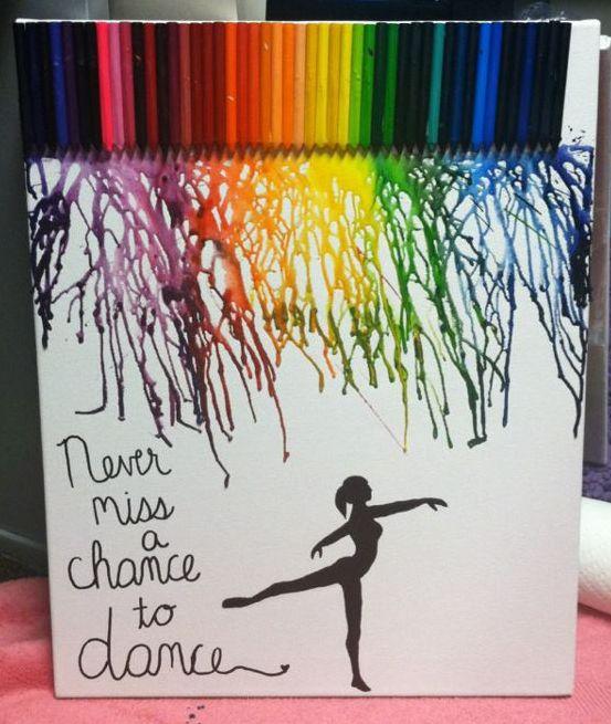 Crayon Art :)