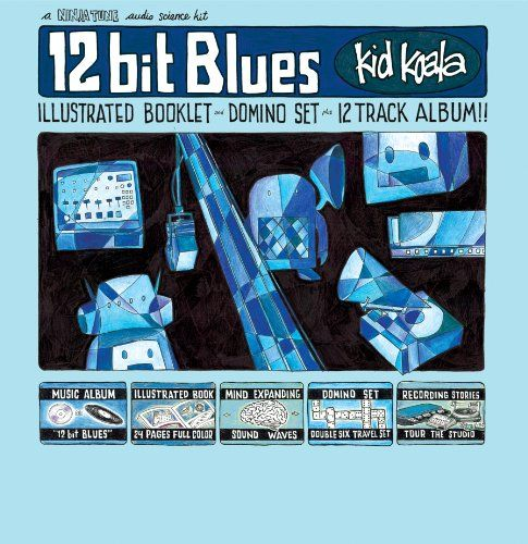12 Bit Blues Ninja Tune Https Www Amazon Com Dp B008haho4u Ref Cm Sw R Pi Dp X Yaheybr99jmad Blues Blues Music Blue Vinyl