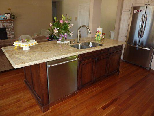 Kitchen Island 72 Inch kitchen island with sink | island sink and dishwasher | favorite