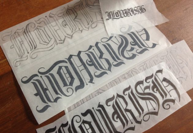 Dana Tanamachi #lettering