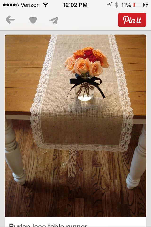 Table runner
