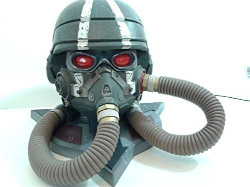 Limited Edition Killzone 3 Helghast Helmet The Coolest Place To Store Your Favourite Computer Game One Of Only 100 Cool Stuff Home Appliances Gaming Computer