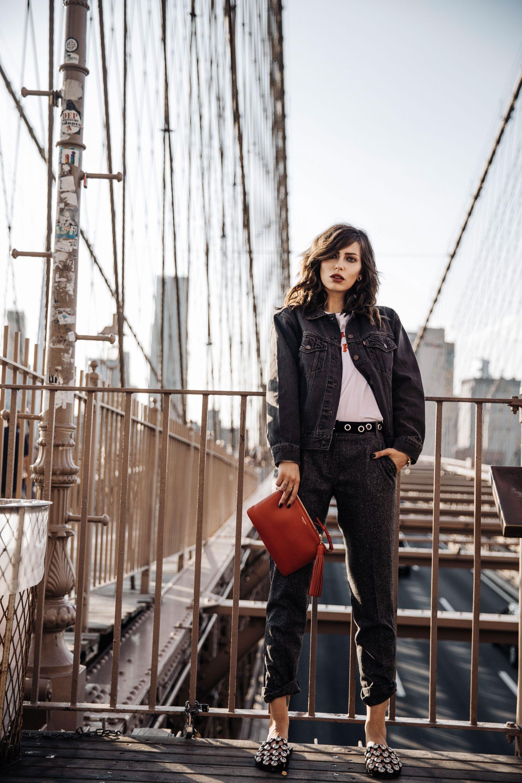 Brooklyn Bridge, New York | Statement Shirt | Blogger