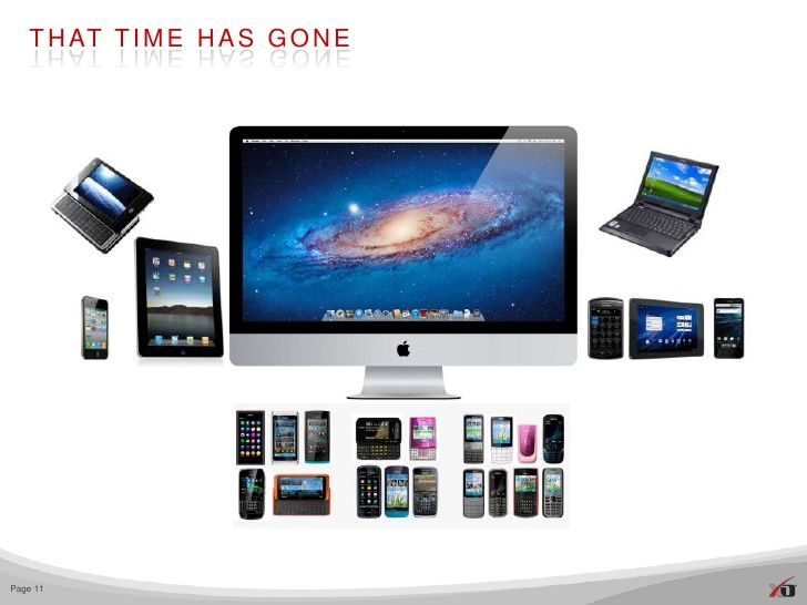 Responsive Web Design One Size No Longer Fits All