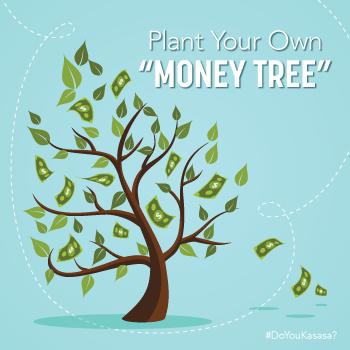 Money Making Tips This Arbor Day Plant A Money Tree Money Trees Plants Tree