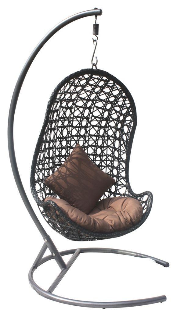 der h ngesessel chill von ambia ist perfekt f r ihren. Black Bedroom Furniture Sets. Home Design Ideas
