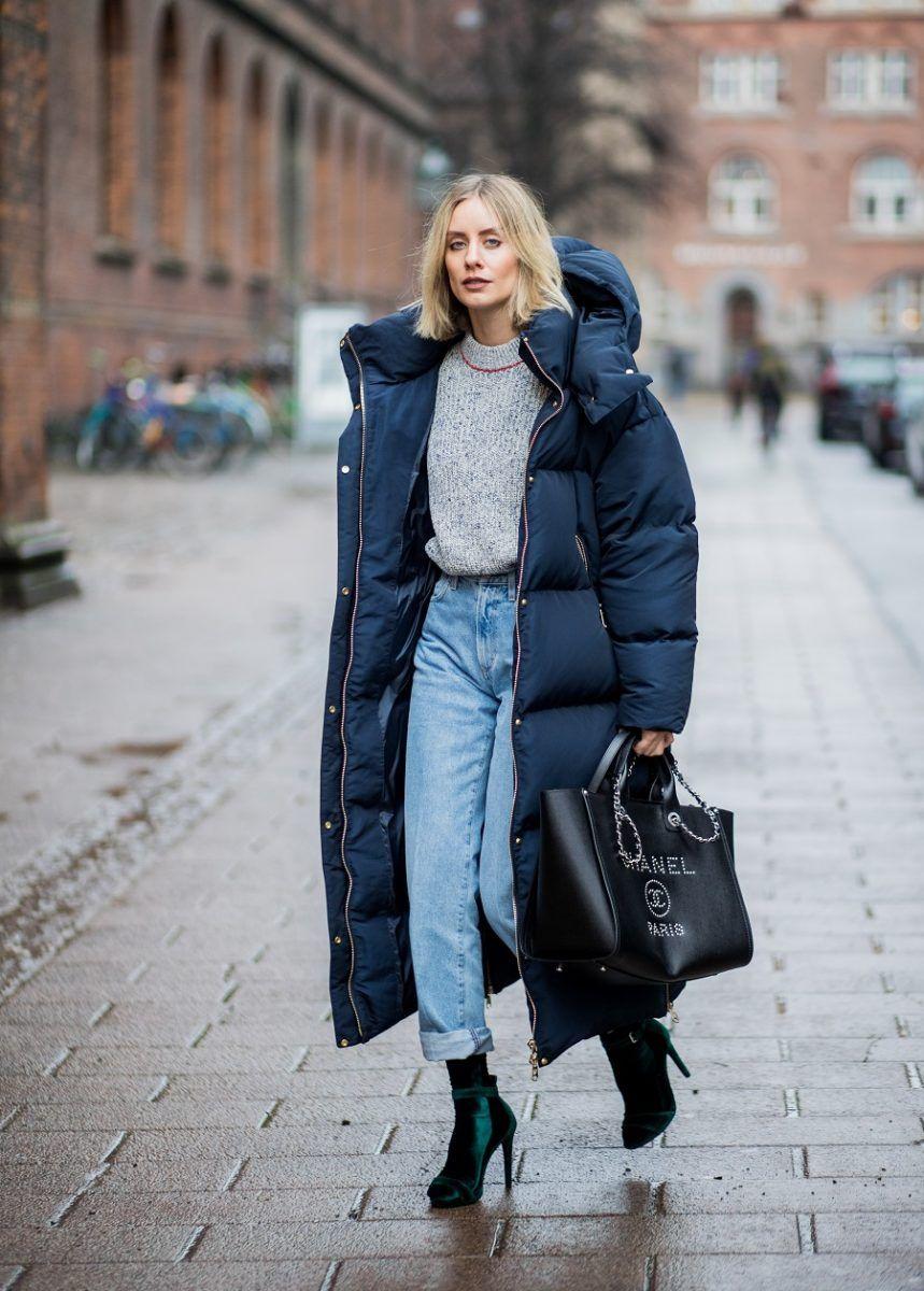 The Best Street Style From Copenhagen Fashion Week FW18#streettrend #streetstyle #whattowear #howtowear #bigcoat #minimal #streetfashion #wintertrend #trendystreetstyle