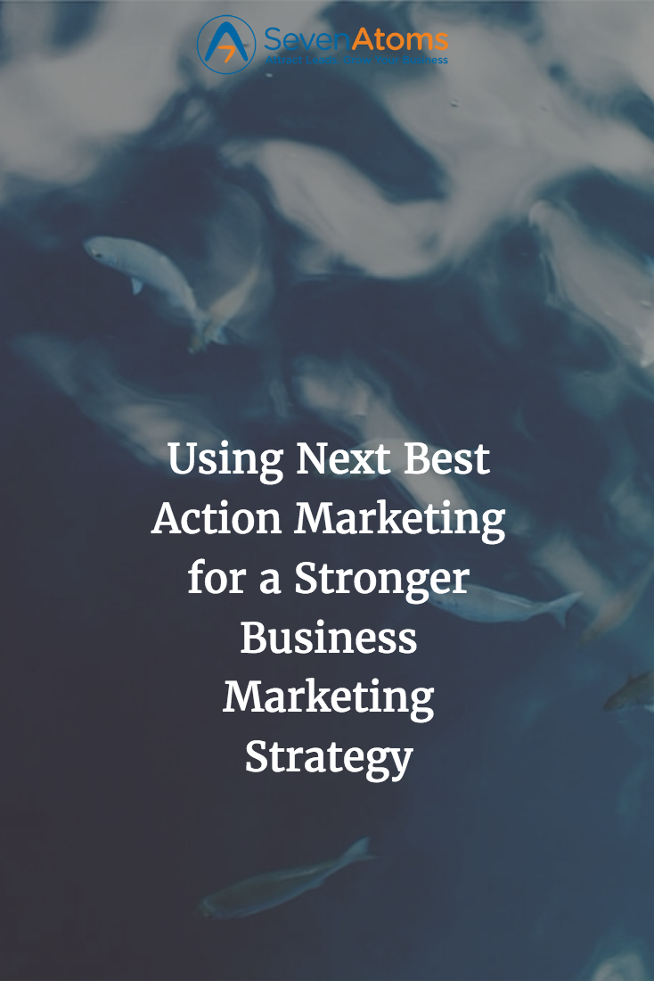 Using Next Best Action Marketing for a Stronger Business Marketing Strategy