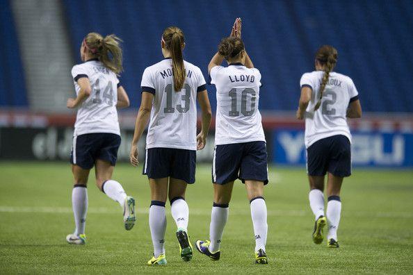 Carli Lloyd Photos Photos Australia V United States Carli Lloyd Women S Soccer Team Female Football Player