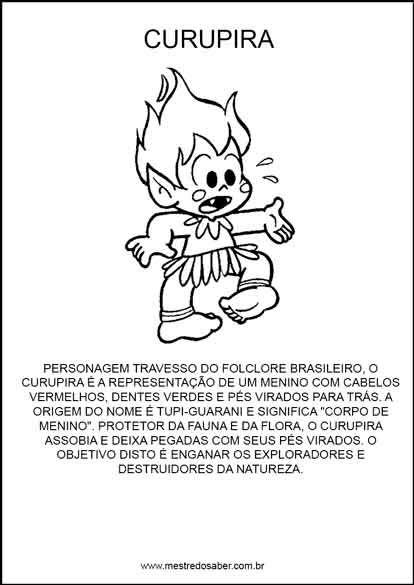 Projeto Folclore Para Educacao Infantil Projeto Folclore