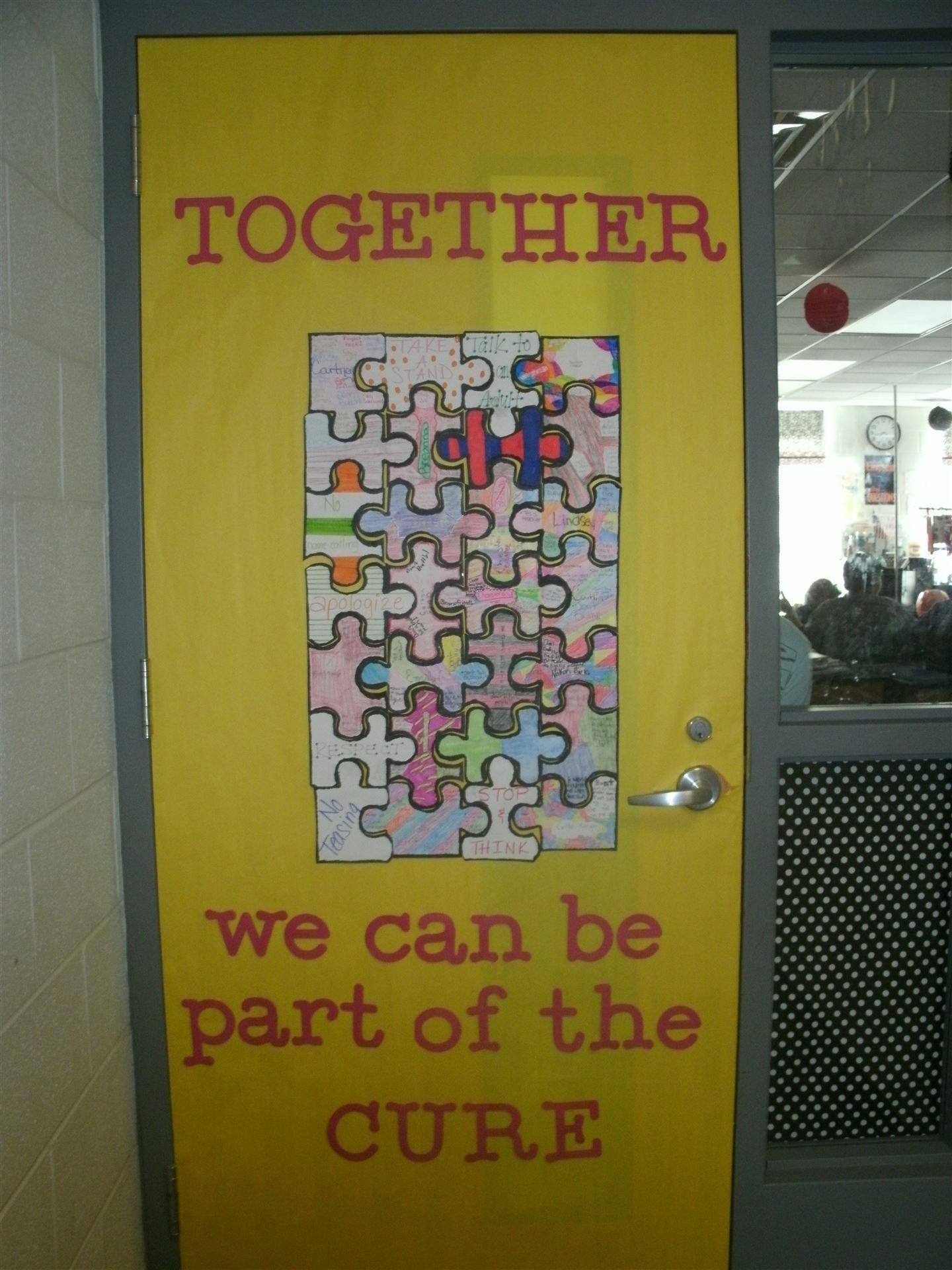 anti bullying door decorating ideas - Google Search   Anti ...