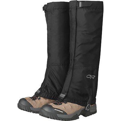 Gaiters 181377: Outdoor Research Mens Rocky Mountain High Gaiters Black Xl -> BUY IT NOW ONLY: $51.82 on eBay!