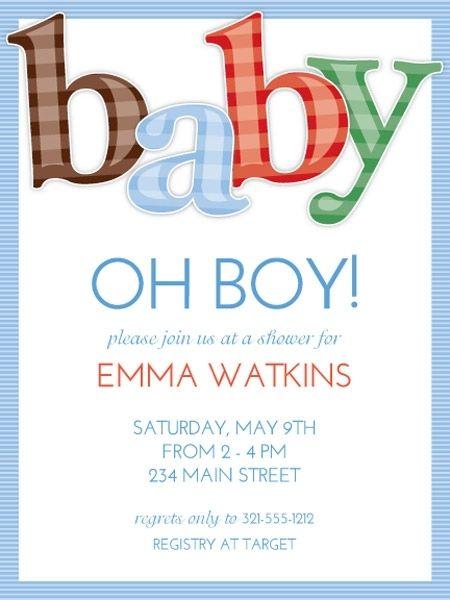 Mod baby blue baby shower invitation paper so pretty baby shower mod baby blue baby shower invitation filmwisefo