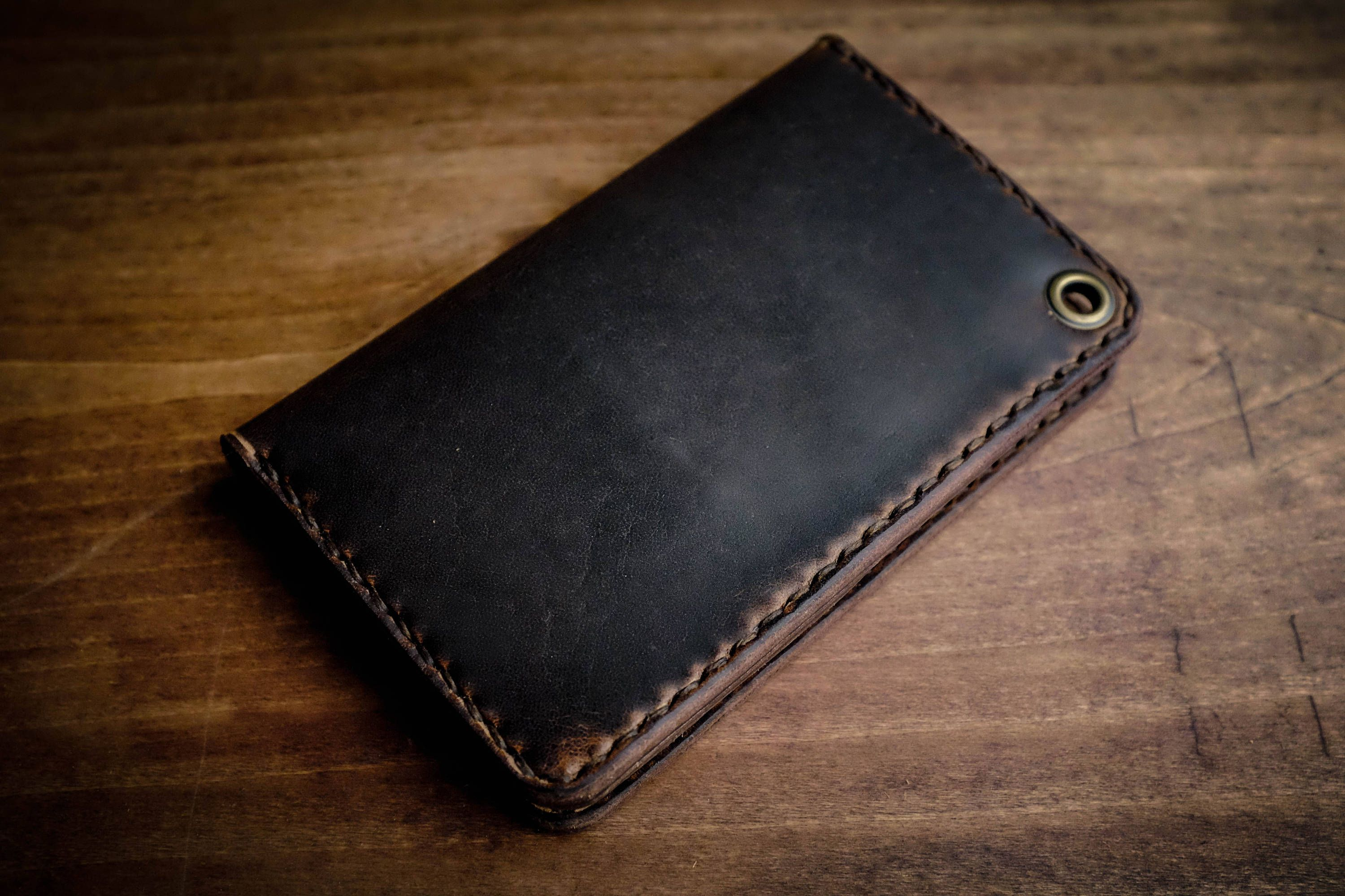 The County Fold Wallet From Hitch Timber Is A Convenient Way To