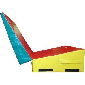 We Sell Mats Gymnastics Folding Incline Tumbling Skill Shape Mat 3 Wide X 6 Long X 16 High Gymnastics Equipment Gymnastics Leos Gymnastics