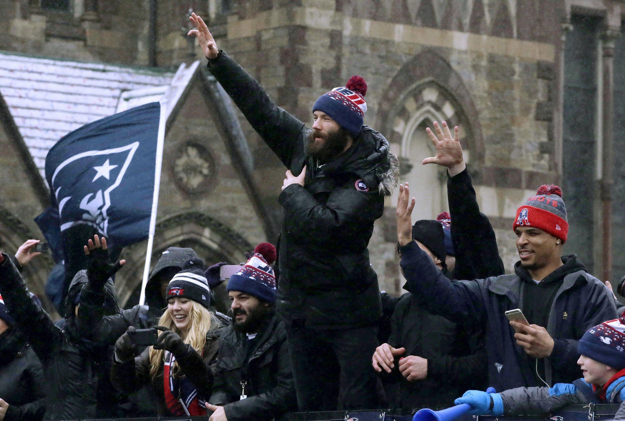 Patriots Super Bowl Li Victory Parade Victory Parade Patriots Super Bowl