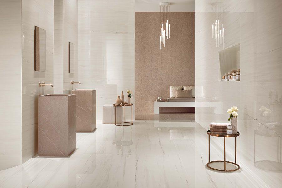 Brillanti Pavimenti E Rivestimenti Effetto Marmo Per Spazi Benessere Interior Tiles Marble Interior Marvel Stone