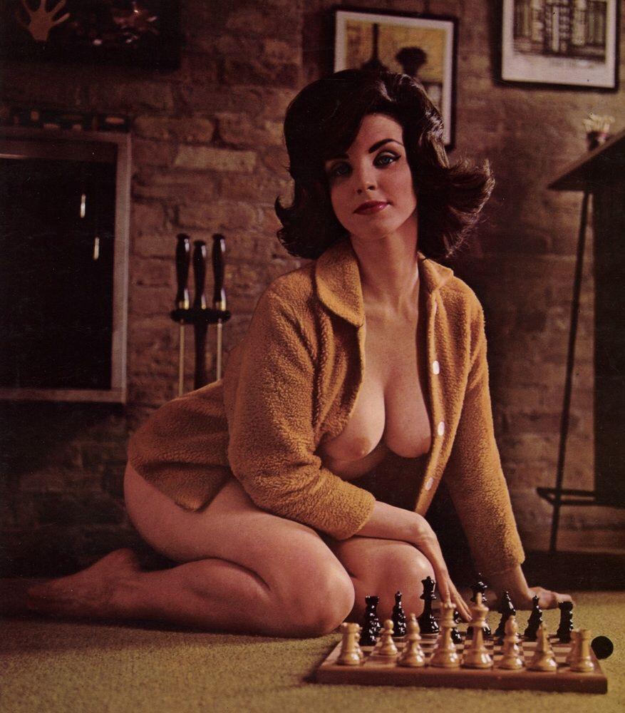 nude vintage playmate