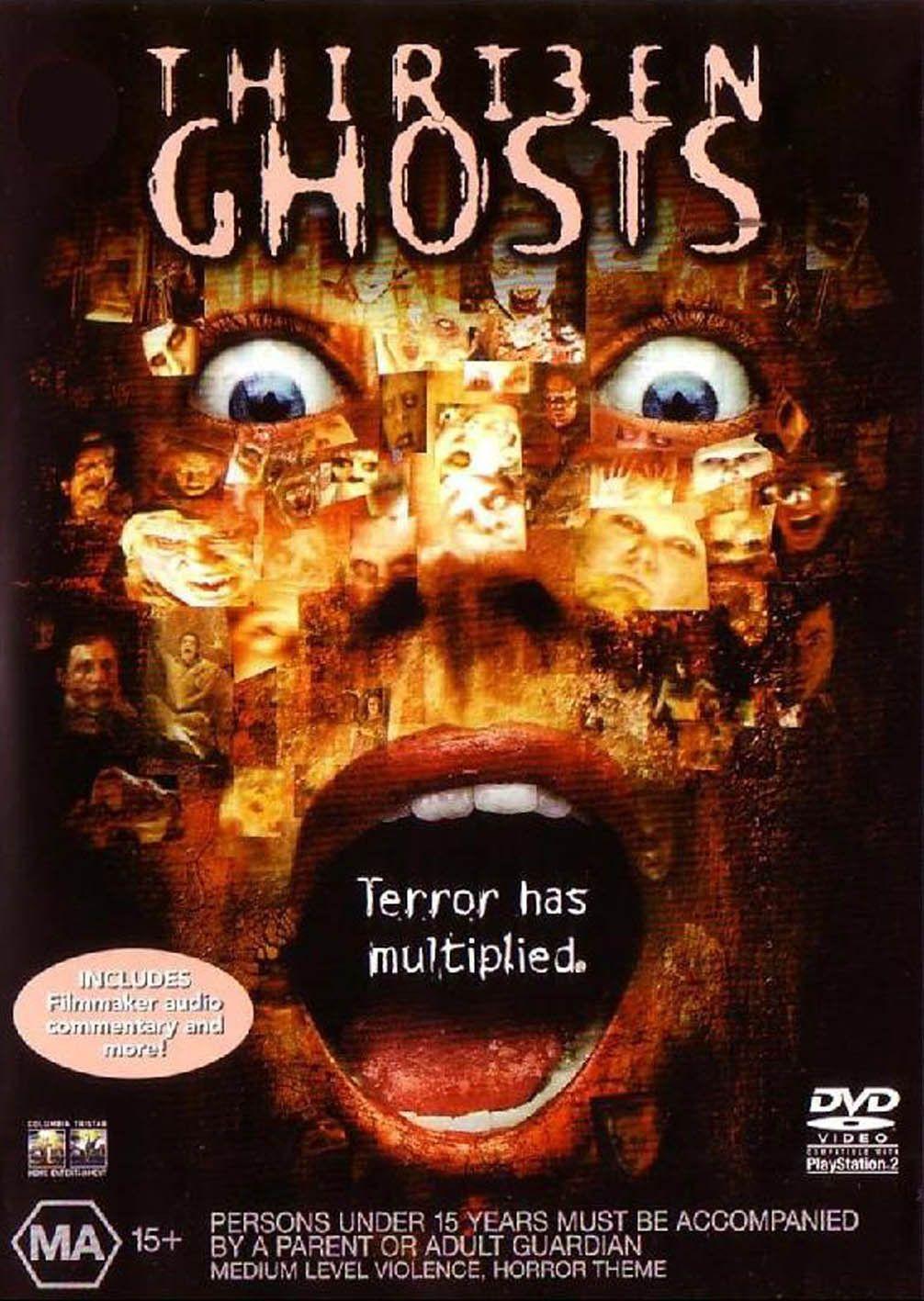 Thir13en Ghosts 2001 Josedueso Ghost Movies Full Movies Movies
