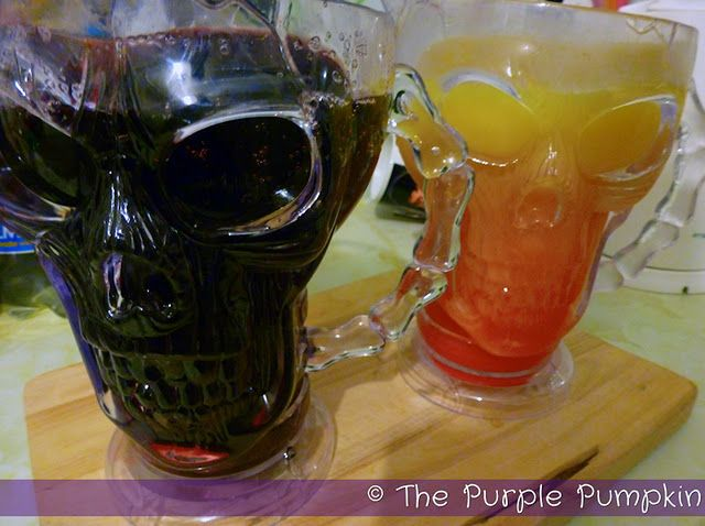 { Halloween Beverages }