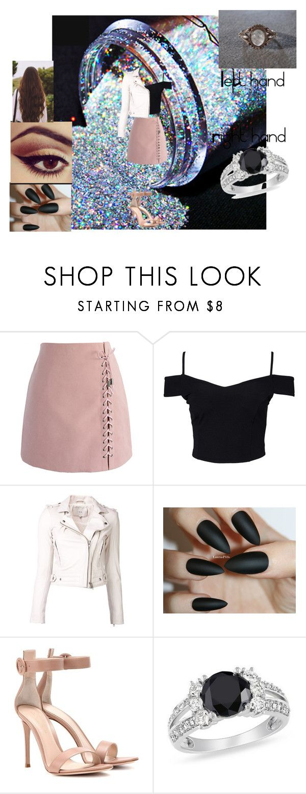 """""""The end of the affair"""" by sara598d on Polyvore featuring Chicwish, New Look, IRO, Gianvito Rossi and Ice"""