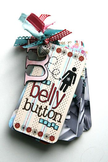 The Belly Button Story - mini album