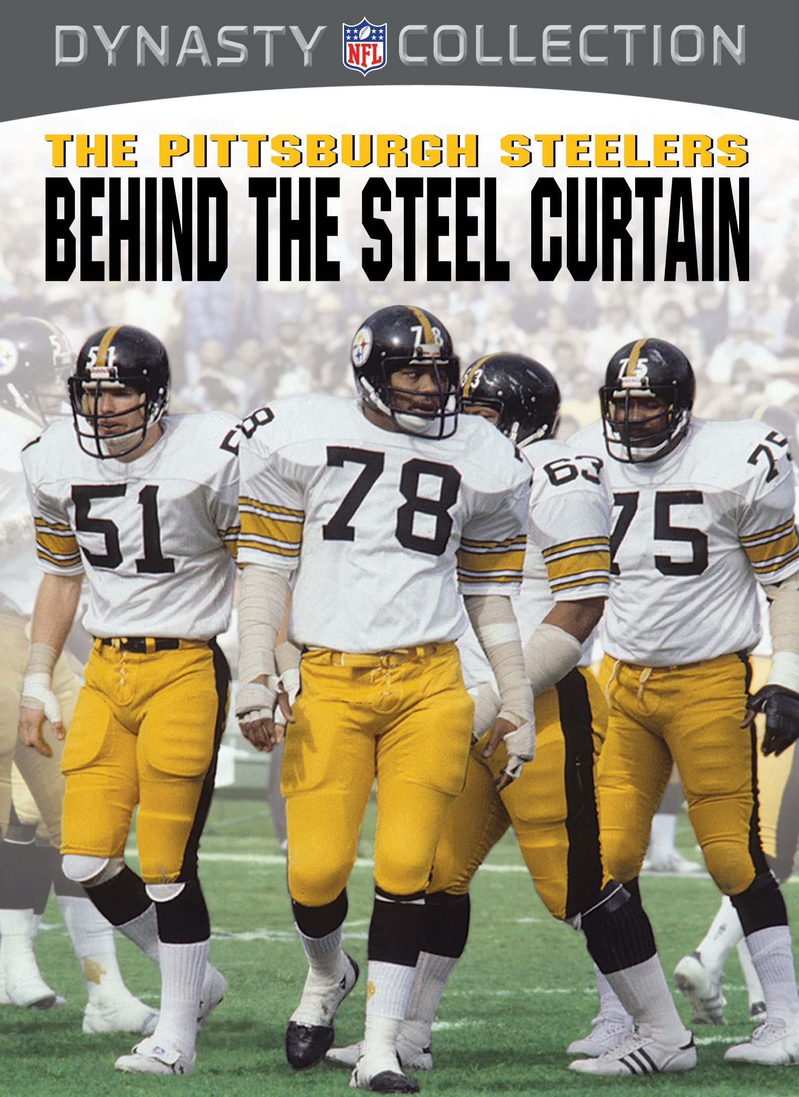 Behind the steel curtain commercial - Nfl Pittsburgh Steelers Behind The Steel Curtain Nfl Productions