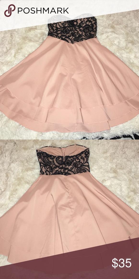 Light Pink Formal Dress My Posh Picks By Richera Pinterest